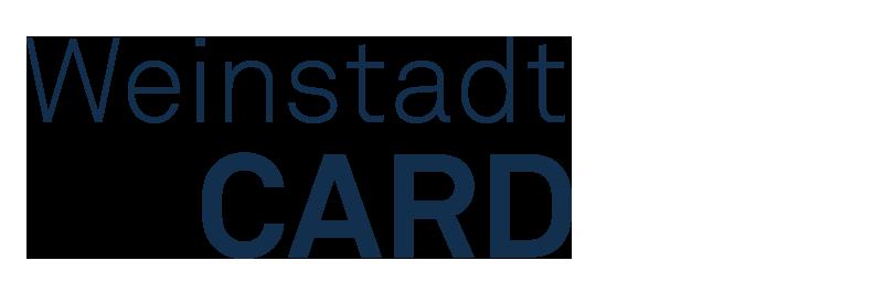 WeinstadtCARD - Treue, die sich lohnt!