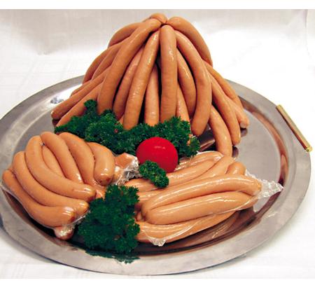 Delikatess Saitenwürstchen