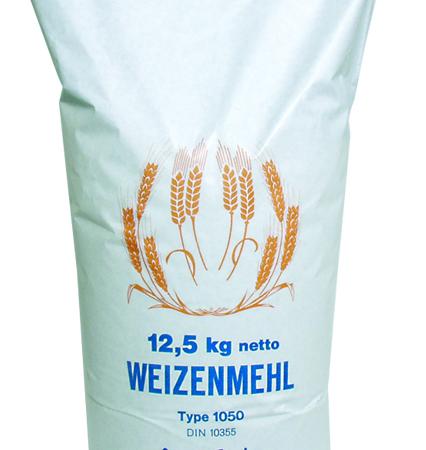 Weizenmehl zum Brotbacken