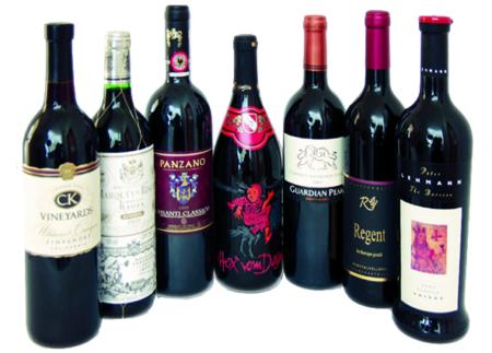 Wein-Weltreise