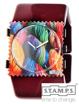 STAMPS Uhr und Armband