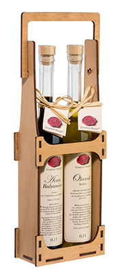 Balsamico + Olivenöl